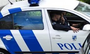 Traficante detido em flagrante