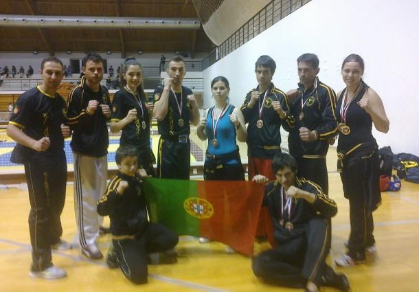 Associação de Desportos de Combate de Macedo de Cavaleiros a caminho do Europeu de Kickboxing