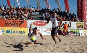 Azibo é palco da consagração dos Campeões Nacionais de Voleibol de Praia