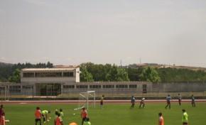 Treinos à AC Milan já decorrem no Estádio Municipal
