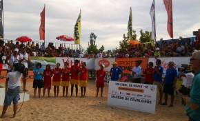 Campeonato Nacional de Voleibol impulsiona economia