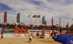 Albufeira do Azibo congrega condições de excelência para acolher prova Internacional de Vólei de Praia