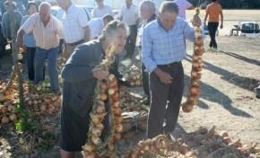 Feira das Cebolas uma tradição em Chacim