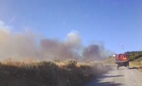 Incêndio na Serra de Bornes está dominado