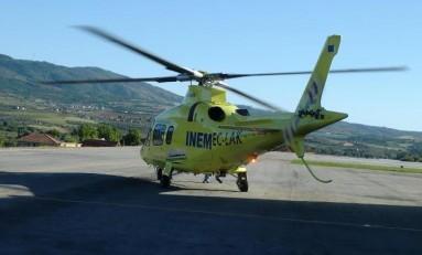 Diligência judicial ainda pode impedir saída do Helicóptero do INEM