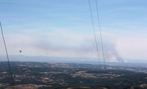 Bombeiros de Macedo sem mãos a medir! Incêndio em Lagoa está dominado