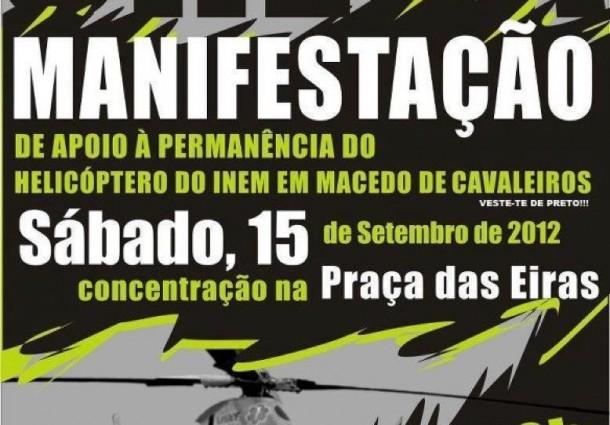 Duarte Moreno confiante na voz da manifestação