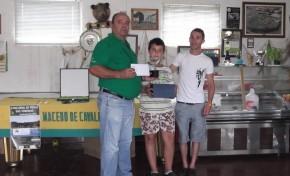 Clube de Caça e Pesca promove o convívio e o gosto pela pesca desportiva