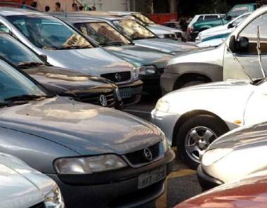 8 detidos por suspeitas de roubo de veículos na zona norte