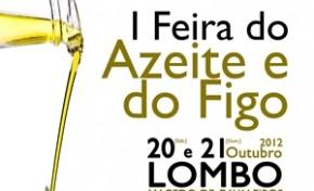 I Feira do Azeite e do Figo quer valorizar o que melhor se produz na freguesia Lombo