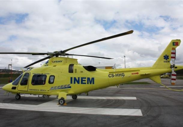 É mais uma carta pela manutenção do Helicóptero do INEM! Ação Administrativa Comum dá entrada em Tribunal