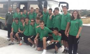 Juvenis do Clube Atlético de Macedo de Cavaleiros somam mais uma vitória