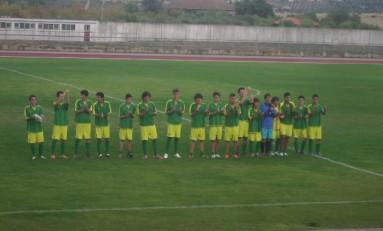 Juvenis do Clube Atlético de Macedo de Cavaleiros começam o campeonato com uma vitória