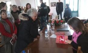"""""""Rimas de Amor"""" apresentado no Museu Rural de Salselas"""