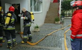 Plano de Emergência é testado com simulacro de incêndio