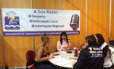A Rádio Onda Livre levou até si a dinâmica da XVII Feira da Caça e VII Feira de Turismo