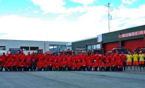 A Associação Humanitária dos Bombeiros Voluntários de Macedo de Cavaleiros celebra hoje 90 anos