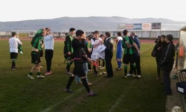 Campeões distritais de juvenis jogam derradeira jornada frente ao Mãe d' Água