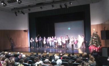 400 pessoas passaram pelo Centro Cultural de Macedo de Cavaleiros para ouvir Cantares de Reis
