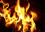 Torre de Moncorvo: Lousa continua a arder