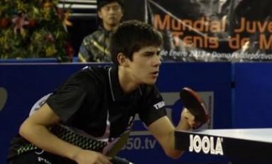 João Geraldo sagra-se vice-campeão do Circuito Mundial de Juniores