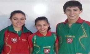 Três mirandelenses na Seleção Portuguesa de Juniores