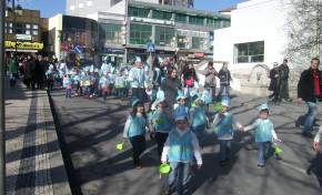 Carnaval das escolas animam as ruas de Macedo de Cavaleiros