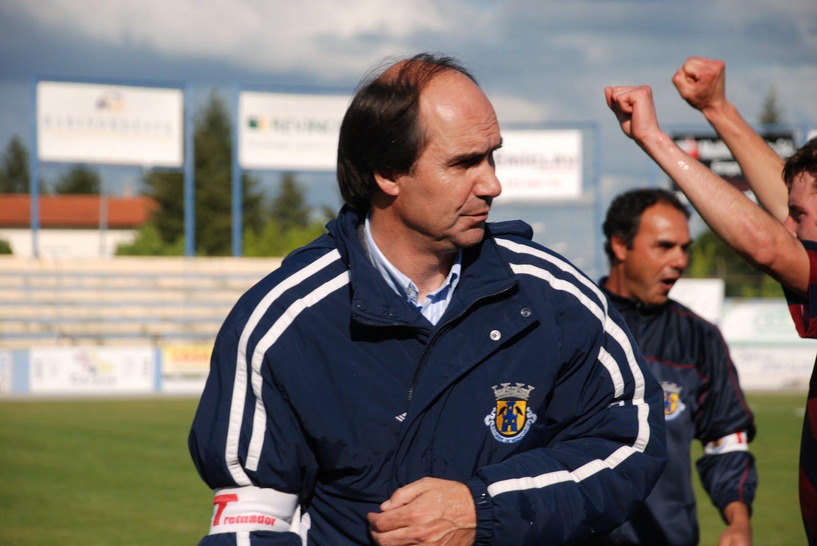 Sílvio Carvalho distinguido pela Associação Nacional de Treinadores