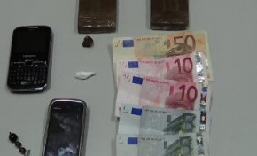 Mulheres detidas por tráfico de droga