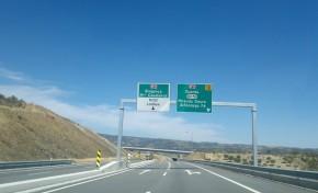 IP2 cortado ao trânsito em Macedo de Cavaleiros