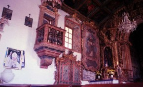 Igreja de Lamalonga apresenta candidatura ao World Monuments Fund