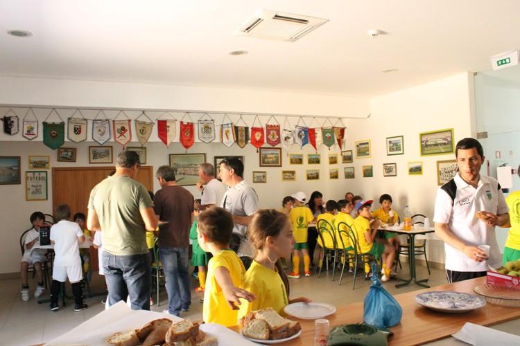 Futebol e Futsal unidos pelo desporto