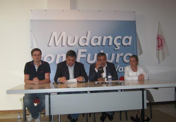 Recuperar as contas públicas de Macedo de Cavaleiros é o principal objetivo do candidato pelo PS