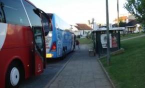 Macedenses divididos quanto a obras na paragem de autocarros