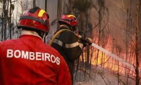 Incêndio que matou dois bombeiros em Miranda do Douro poderá ter mão criminosa
