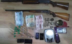 Três detidos por tráfico de droga em Izeda