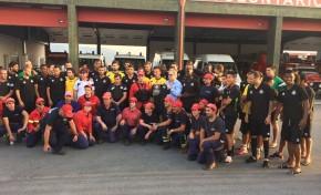 Boavista homenageia bombeiros de Macedo