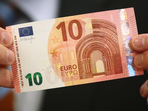 GNR tira dúvidas sobre nova nota de 10 euros
