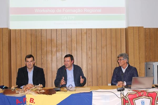 Associação de Futebol de Bragança quer aumentar o número de árbitros no distrito