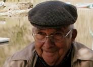 """""""Ti Rabaça"""", o último pescador da Praia da Congida, em Freixo de Espada à Cinta. Veja a reportagem na ONDA LIVRE IMAGEM."""