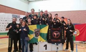 ADCMC traz 5 campeões do Nacional de Kickboxing