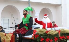 O Pai Natal chegou a Macedo de Cavaleiros