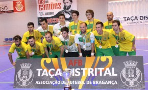 GDM ganha Taça Distrital de Futsal