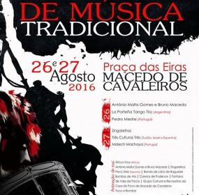 xvi festival musica tradicional