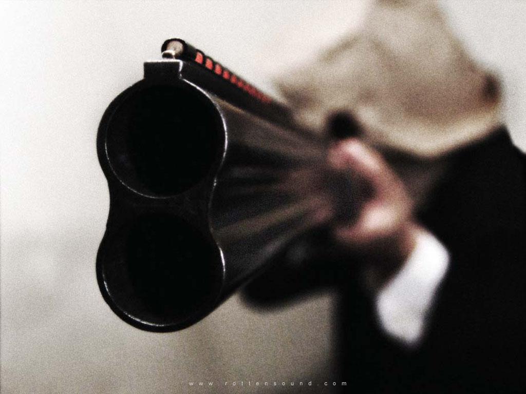 Caçador dispara arma contra si mesmo