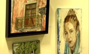 """""""Pinceladas d'Alma"""" para ver em Macedo. Veja em vídeo, na sua, ONDA LIVRE TV"""
