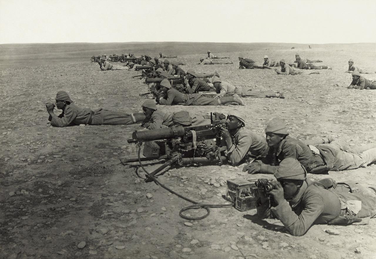 Memorial aos ex-combatentes da 1ª Guerra Mundial
