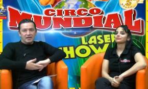 ONDA LIVRE TV - Entrevistas com Rui Costa e o Circo Mundial