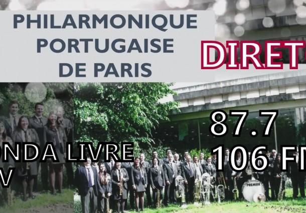 ONDA LIVRE TV - Philarmonique Portugaise de Paris vem a Macedo