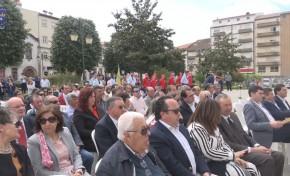 ONDA LIVRE TV - Discursos oficiais 25 de Abril em Macedo de Cavaleiros